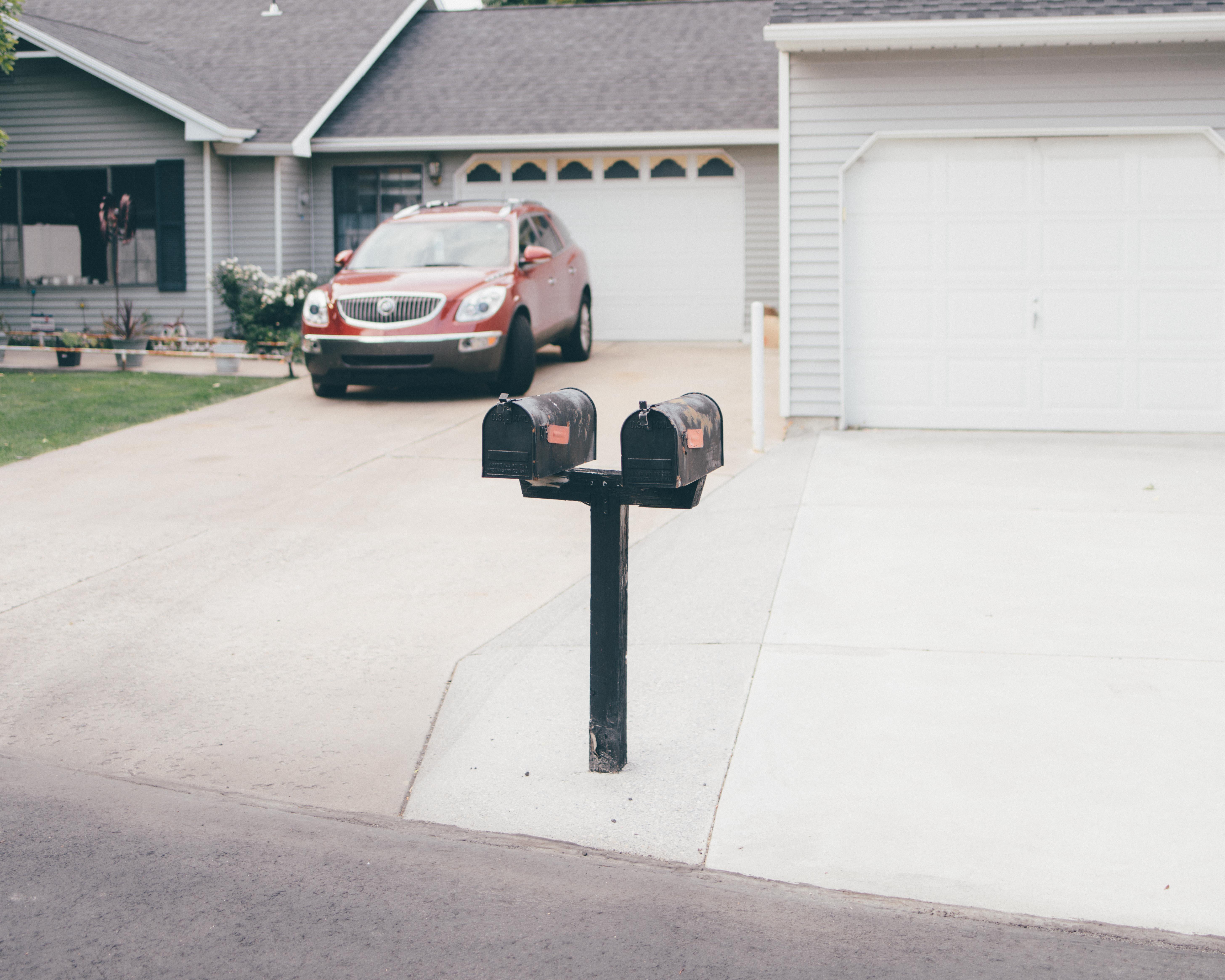 Double letterbox